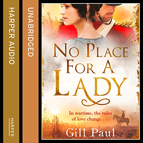 No Place for a Lady cover art