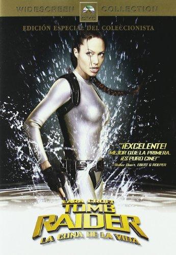 Tomb Raider 2: La Cuna De La Vida (Import Dvd) (2004) Angelina Jolie; Gerard B