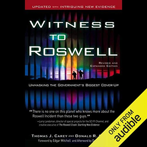 Witness to Roswell Titelbild