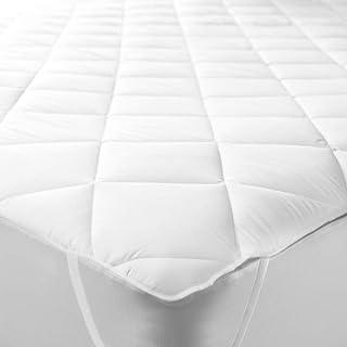 Funda de colchón de tamaño europeo Ikea (elástico), varios tamaños europeos Ikea (139,7 x 198,1 cm para cama doble)