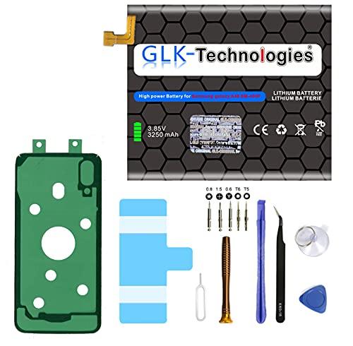 High Power Ersatzakku kompatibel mit Samsung Galaxy A40 (A405F)   Original GLK-Technologies Battery   EB-BA405ABE accu   3250mAh Akku   inkl. Profi Werkzeug Set Kit NUE