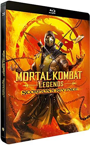 Mortal Kombat Legends : Scorpion's Revenge [Édition SteelBook]