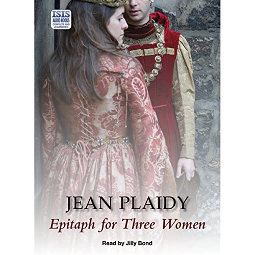 Epitaph for Three Women audiobook cover art