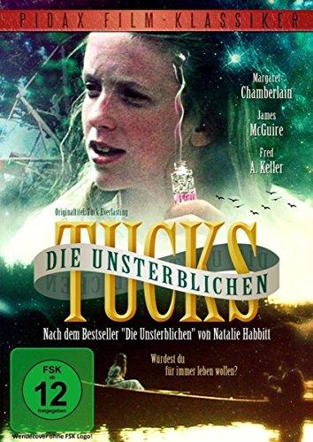 Die unsterblichen Tucks (Tuck Everlasting) - Zauberhafte und schönste Verfilmung des Bestsellers von Natalie Babbitt (Pidax Fil