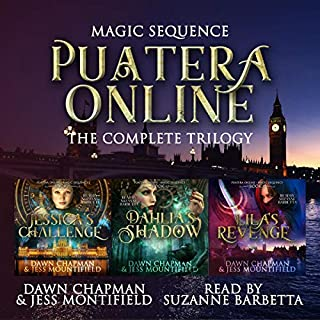 Puatera Online audiobook cover art