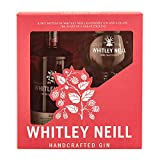 Whitley Neill Handcrafted Raspberry Gin and Glass Gift Pack
