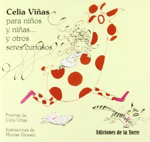 Celia Viñas para niños y niñas... y otros seres curiosos: 5 (Alba y Mayo Color)