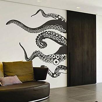 Best octopus wall mural Reviews