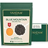 Imperial Oolong Tea Leaves from the Blue Mountains (25 Cups) - Oolong Tea for Weight Loss - Detox...