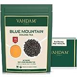Hojas de té imperial Oolong de las Montañas Azules (25 tazas) - Té Oolong para perder peso - Té desintoxicante, té adelgazante, té para perder peso, 50gr