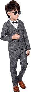 「TongYi ドウゲイ」 キッズ フォーマル スーツ 男の子 スーツセット 紳士服 発表会 入園式 入学式 卒業式 結婚式 七五三 誕生日
