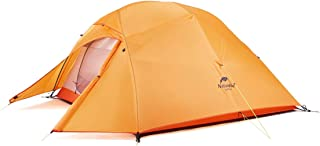 Naturehike Upgraded Cloud Up 3 Person Tent Lightweight Camping Hiking Backpacking Tent