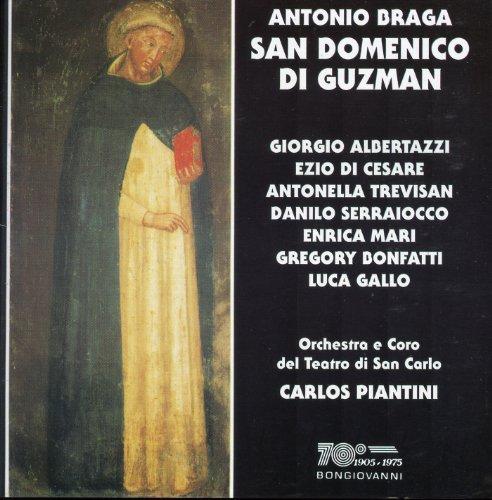 San Domenico di Guzman, Pt. I: Caleruega (Narrator) - Un cagnolino [Giovanna, Women, Domenico, Students]