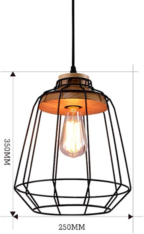 Mesh Kronleuchter Kronleuchter kreative Persnlichkeit Kronleuchter Bar Cafe Restaurant Lichter Mode. Z (Farbe  Schwarz)