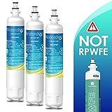 Waterdrop NSF 53&42 Certified Refrigerator Water Filter, Compatible...