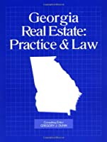 Georgia Real Estate: Practice & Law 079312588X Book Cover