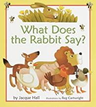 Best what does the rabbit say Reviews