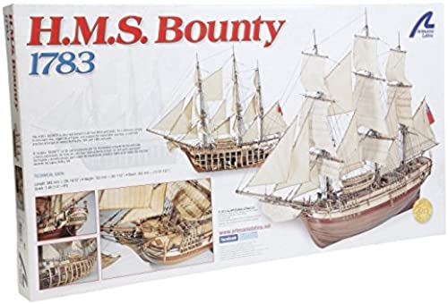 Artesania Latina 22810 - 1 48 HMS Bounty, Wasserfahrzeuge