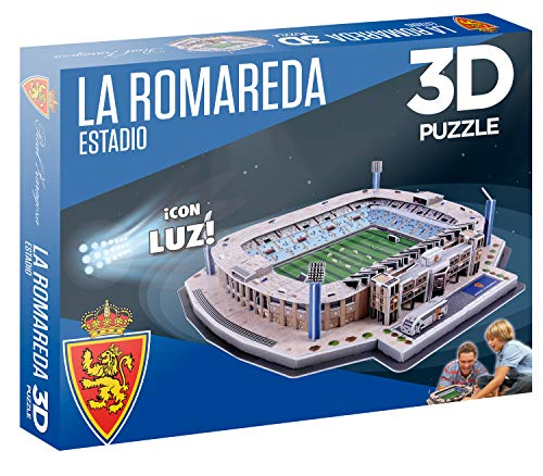 Eleven Force 14108 Real Zaragoza 3D-Puzzle