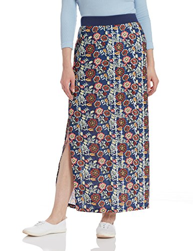 adidas Originals x Farm Womens Cirandeira Floral Maxi Skirt (XS)