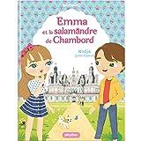 Minimiki - Emma et la salamandre de Chambord - Tome 30