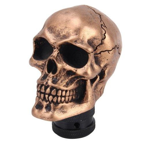 Universeller Totenkopf Skull Schaltknauf ,KFZ,Auto,Interieur,Toller Look