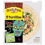 Old El Paso Tortillas de Trigo 8 Unidades, 326g