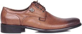 Erkan Kaban 758 167 Erkek Taba Deri Klasik Ayakkabı 36