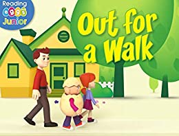 Out for a Walk (Reggie and Friends Book 8) by [Sara Leman, Reading Eggs]