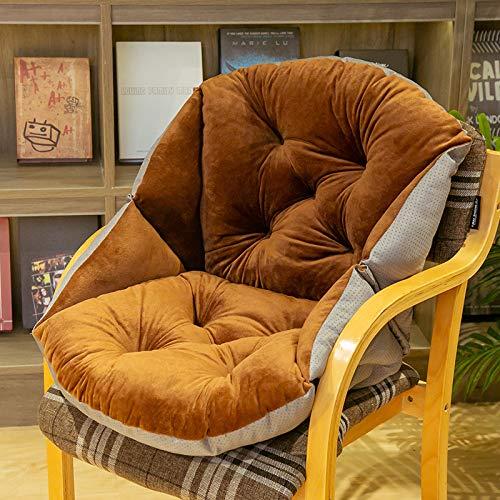 YXR Office Cushion One Cushion Student Cushion Chair Cushion Thick Non-Slip Chair Cushion Breathable Four Seasons Available Fart Cushion