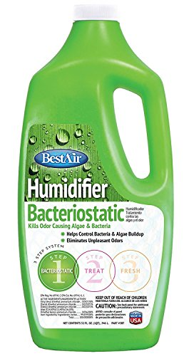 BestAir 3BT Original Humidifier Bacteriostatic Water TreatmentÊ- 96 oz. 3 Pack
