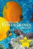 Libro de Inmersiones Buceo: Pez Mariposa | Cuaderno de Inmersión para Buceadores | 200 inmersiones