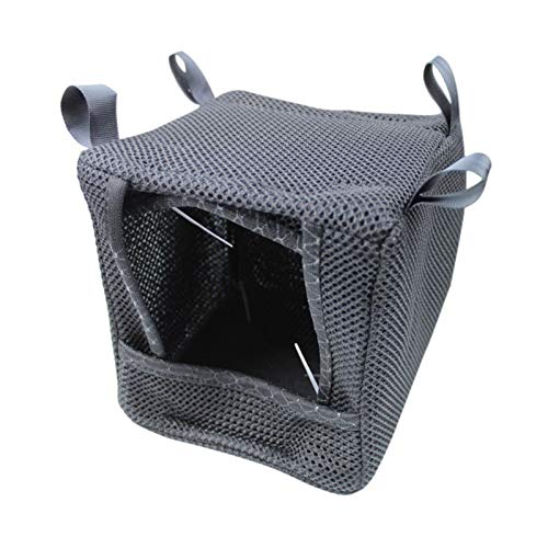 XBF-BAIZ, 1 UNID Objetivo Caja de Paño Plegable Papelera de Reciclaje Objetivo Tiro Slingshot Caza Catapulta Accesorios Al Aire Libre (Color : B)