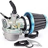 ATV Carburador PZ19 + 35 mm Filtro de aire para 50 ccm 70 Cc 90 Ccm 110 ccm 125 ccm ATV Dirt Pit Bike TAOTAO