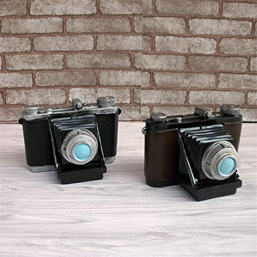 FAWEG Antike Retro DIY Geldkassette Vintage Kamera Modell Big Pot Cash Pot Dekoration Hochzeit...