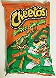8.5oz Cheetos Cheddar Jalapeno Crunchy (Pack of 4)
