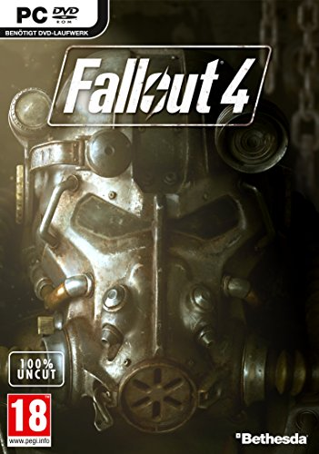 Fallout 4 Uncut [AT-PEGI] - [PC]