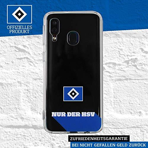 HSV Schutzhülle - Nur der HSV 2019 - Smartphone Case passend für das Samsung Galaxy A40