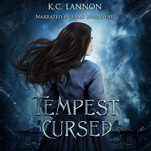 Tempest Cursed Audiobook By K.C. Lannon cover art