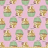 ABAKUHAUS Cupcake ausdehnbar mit Elestan für