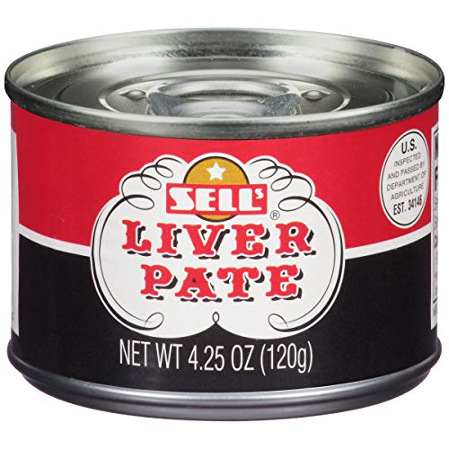 Sell s Liver Pate, 4.25 Ounce (Pack of 24)