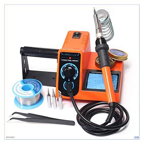 ZRNG 130W 2 Ayudando a Las Manos Soldadura de estaño Iron 960-I Soldadura eléctrica de Soldadura de Hierro SMD SMD Soldering Kit DE Soldador DE DIY (Color : 960 I, Plug Type : AU)