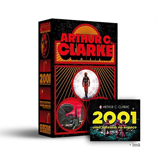 Box Essencial Arthur C. Clarke