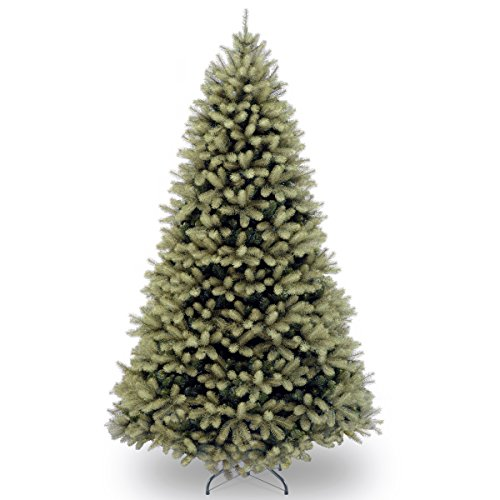 "National Tree 7 Foot ""Feel Real"" Downswept Douglas Fir Tree Special Version, Hinged (PEDD1-503-70)"