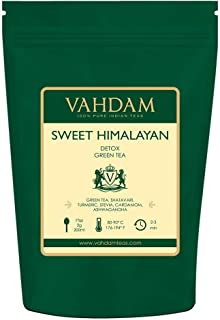 Best green tea sweetened with stevia Reviews