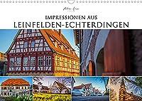 Impressionen aus Leinfelden-Echterdingen 2022 (Wandkalender 2022 DIN A3 quer): Die Innenstadt von Leinfelden-Echterdingen (Monatskalender, 14 Seiten )