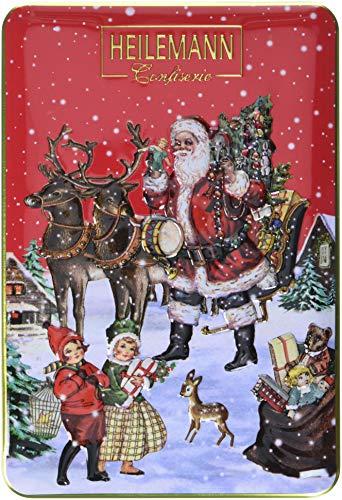 Heilemann Weihnachtsdose mit Pralinés, 1er Pack (1 x 125 g)