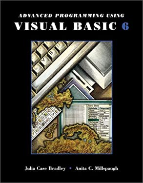 Advanced Programming in Visual Basic 6.0 - Not Available Individually - Use420243