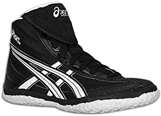 Kid's Fuerte Jr CN515-9001 Black-White Wrestling sneaker