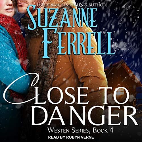 Close to Danger audiobook cover art